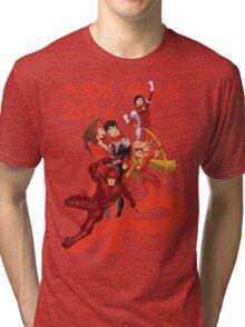 AIDS WALK 2014 Tri-blend T-Shirt