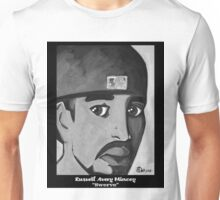 Russell Avery Mincey Swerve  Unisex T-Shirt