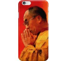 The last Dalai Lama? iPhone Case/Skin