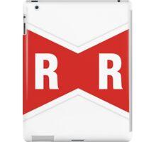Dragon ball z red ribbon army iPad Case/Skin