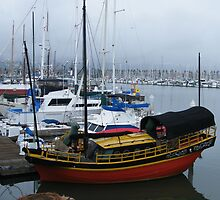 Chinese vessel... by DonnaMoore
