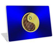 Taurus & Ox Yin Metal Laptop Skin