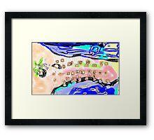 Niniveh Framed Print