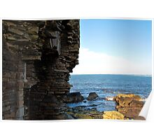 Doonbeg Castle, County Clare Poster