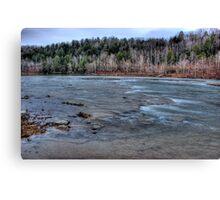 Cumberland River I Canvas Print