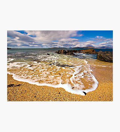 Hebridean Wave Photographic Print