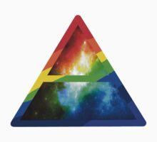 Rainbow Triangle by IllTrill