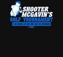 Shooter mcgavin's golf tournament Funny Geek Nerd Unisex T-Shirt