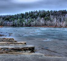 Cumberland River II by Jason Vickers