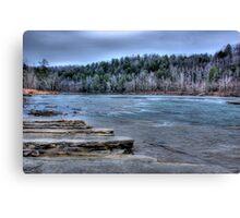 Cumberland River II Canvas Print