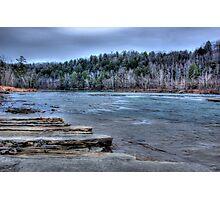 Cumberland River II Photographic Print
