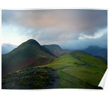 The Lake District: Catbells Poster