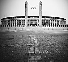 Olympic Stadium by metronomad