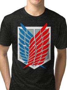 Scouting Legion Funny Geek Nerd Tri-blend T-Shirt