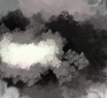 Misty Clouds Sticker