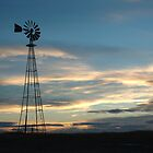 The Windmill by Brian R. Ewing