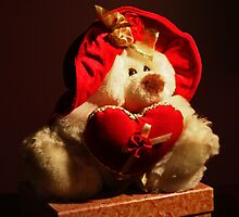 Love is...A Teddy Bear by Evita