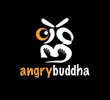 angrybuddha! (Black Face) by 1angrybuddha