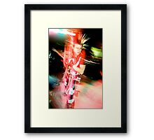 Jose Scandal 4 Framed Print