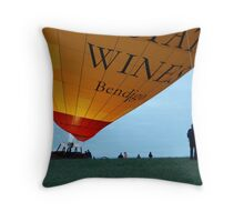 Launch Crew Throw Pillow