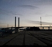 Bolte Bridge by Margund  Sallowsky