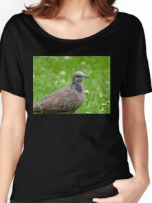 Malay Spotted Dove - NZ Women's Relaxed Fit T-Shirt