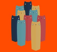 Cats Kids Clothes