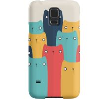 Cats Samsung Galaxy Case/Skin