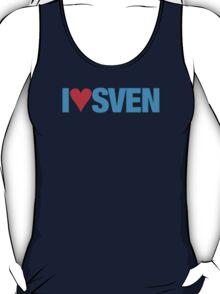 Frozen - I love Sven T-Shirt