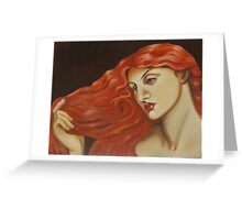 Lillith Greeting Card