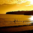Port Campbell Bay by dazzleng