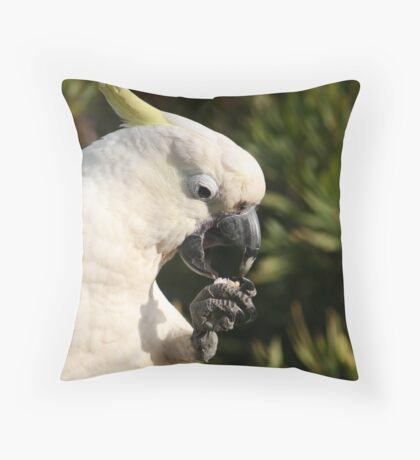 Its Mine Throw Pillow