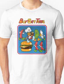 Burgertime Unisex T-Shirt