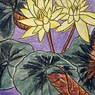Waterlilies XV by Alexandra Felgate