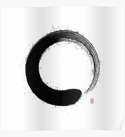 Ensō Splash Poster