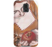 Mary and the Pomegranate Samsung Galaxy Case/Skin