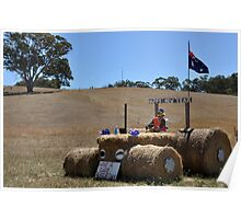 Australia Day - Adelaide Hills Poster