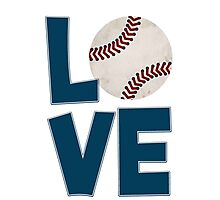 Baseball Kid Photographic Print