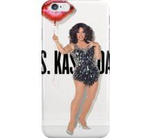 KASHA DAVIS iPhone Case/Skin