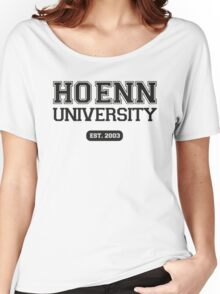 Hoenn university Women's Relaxed Fit T-Shirt