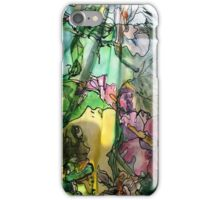 the Seed. Its series of large silk, handpainting. Great fo iPhone Case/Skin