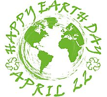 Earth Day Celebration 1 Photographic Print