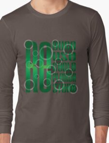 Earth Day Celebration 2 Long Sleeve T-Shirt