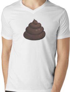 Binding of isaac poop Mens V-Neck T-Shirt