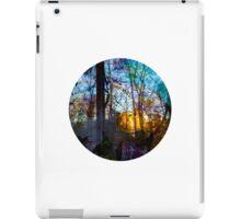 pleasant sunrise iPad Case/Skin