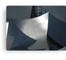 Mickey Mouse Archictecture Canvas Print