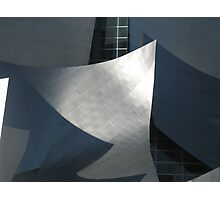 Mickey Mouse Archictecture Photographic Print