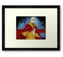 Tenzin - The Legend Of Korra Framed Print