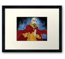 Tenzin - The Legend Of Korra Framed Print