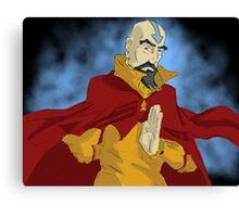 Tenzin - The Legend Of Korra Canvas Print
